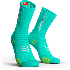 Compressport Pro Racing V3.0 Cycling Socks turquoise
